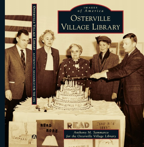 Osterville Library Book